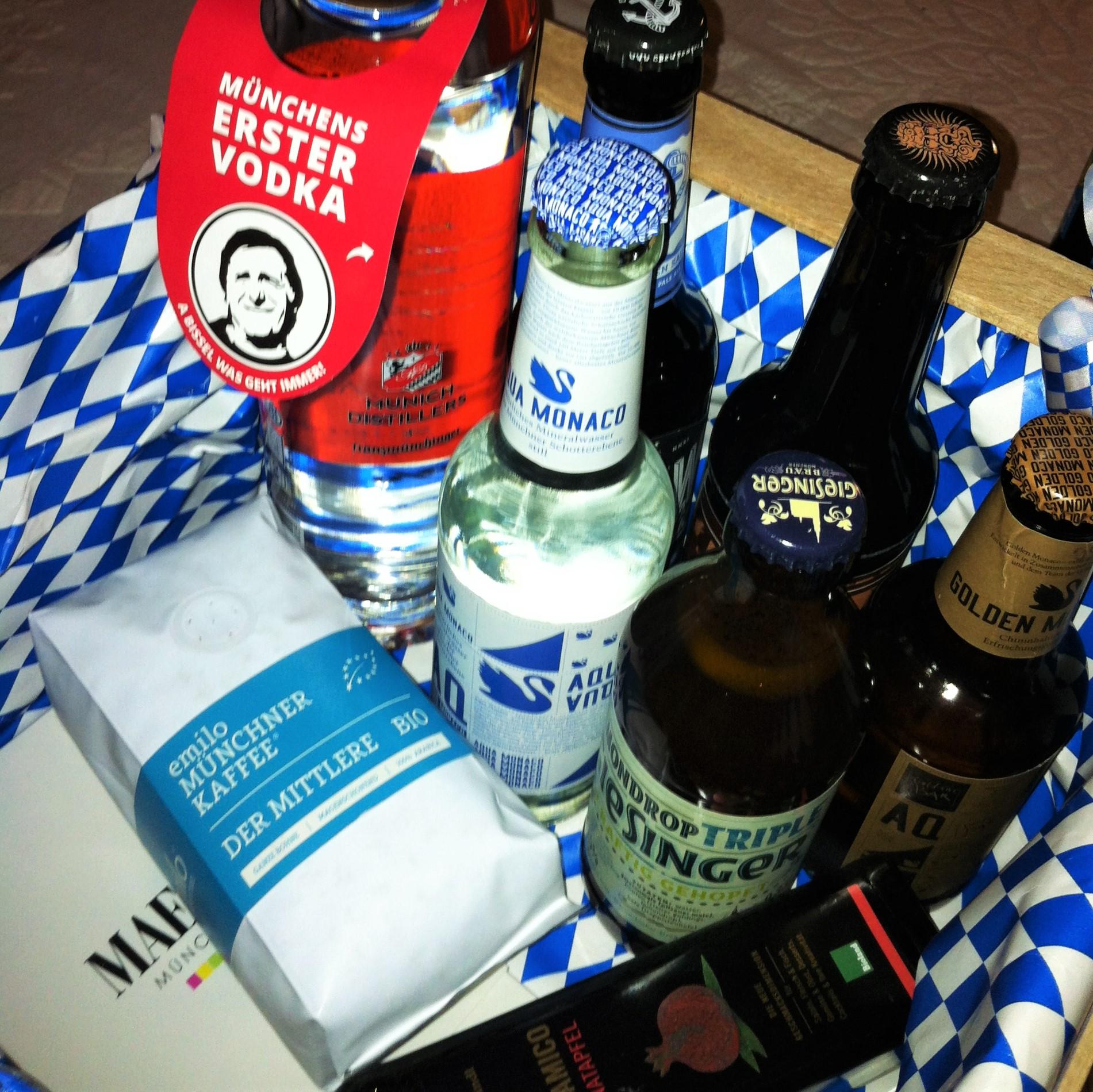 Produkte Made in Munich